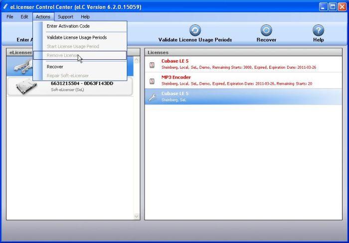 cubase 5 elicenser activation code free